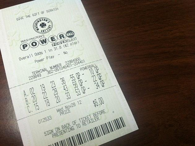 Powerball Promotion: Official Rules - 107 3 KFFM