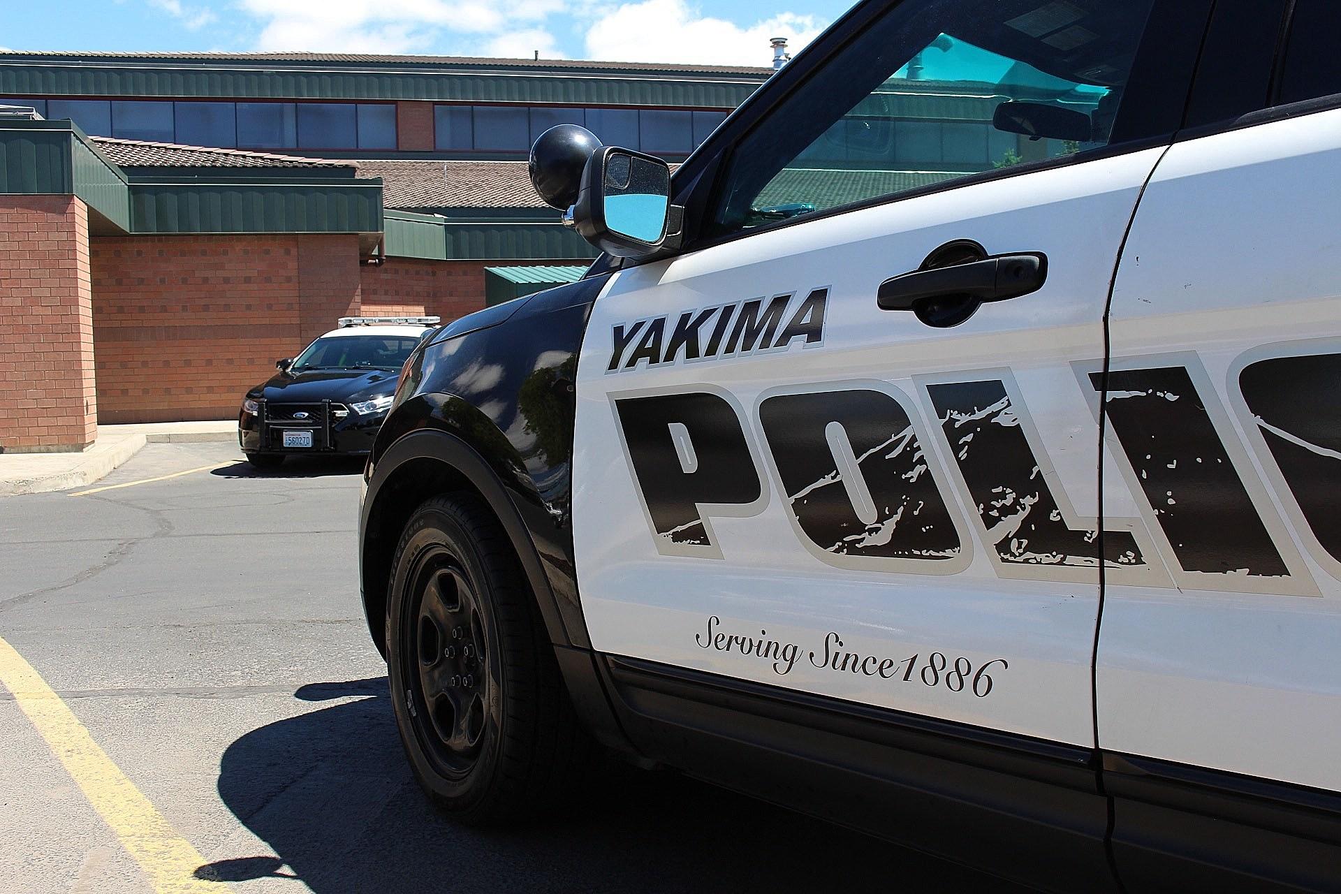 Yakima Police Investigate Homicide Near Myron Lake