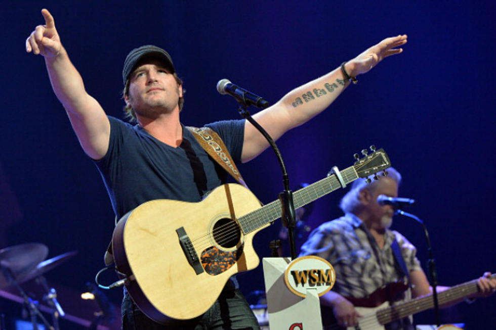 Jerrod Niemann's New Song Donkey Sounds like a Hip Hop Song