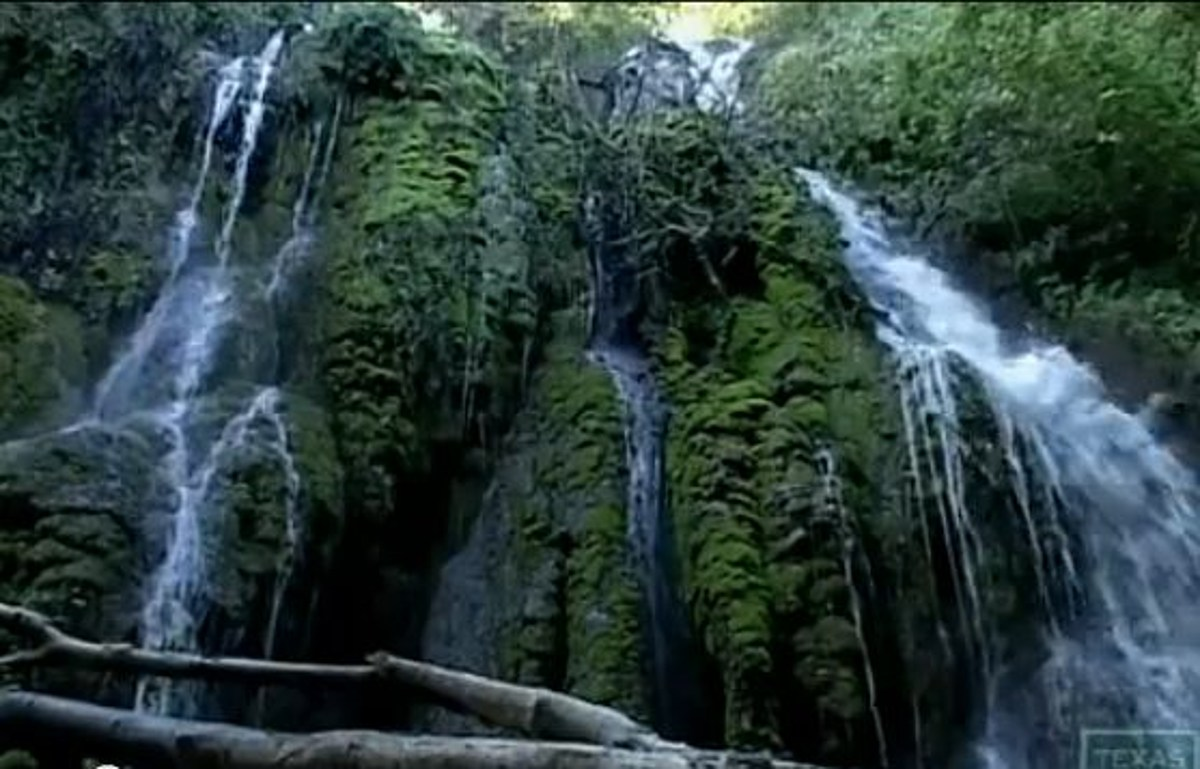 Colorado Bend State Park - Hidden Gems of Texas