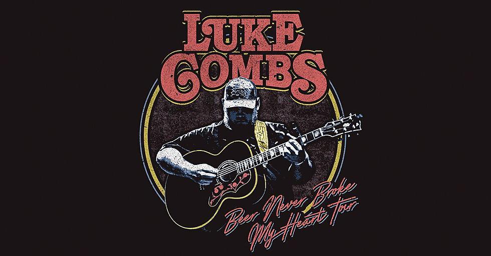 Get Luke Combs Tickets EARLY With Verified Fan Presale!