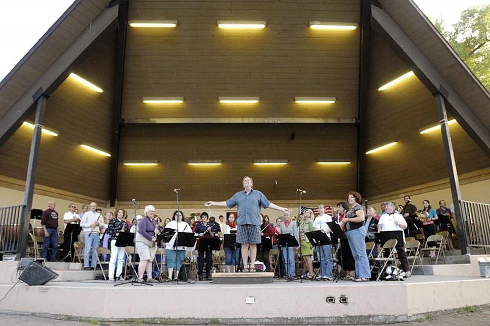 Free Missoula City Band Free Concerts Resume Wednesday