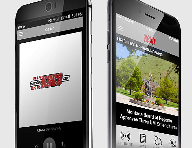 Introducing: The News Talk KGVO Radio Mobile App - Newstalk KGVO