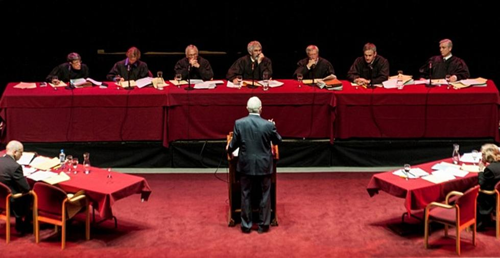 Montana Supreme Court to Hear Oral Arguments at Dennison Theater