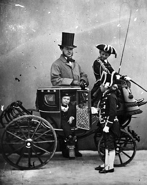 714a73f7ea7 Check it out  General Tom Thumb was the stage name of Charles Sherwood  Stratton (January 4