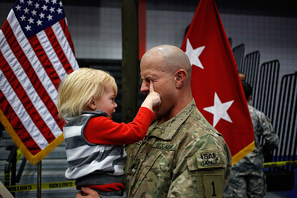 free haircuts for veterans free haircuts for veterans in bozeman 2289 | GettyImages 450728199