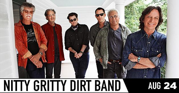Nitty Gritty Dirt Band Announce Montana Tour Date