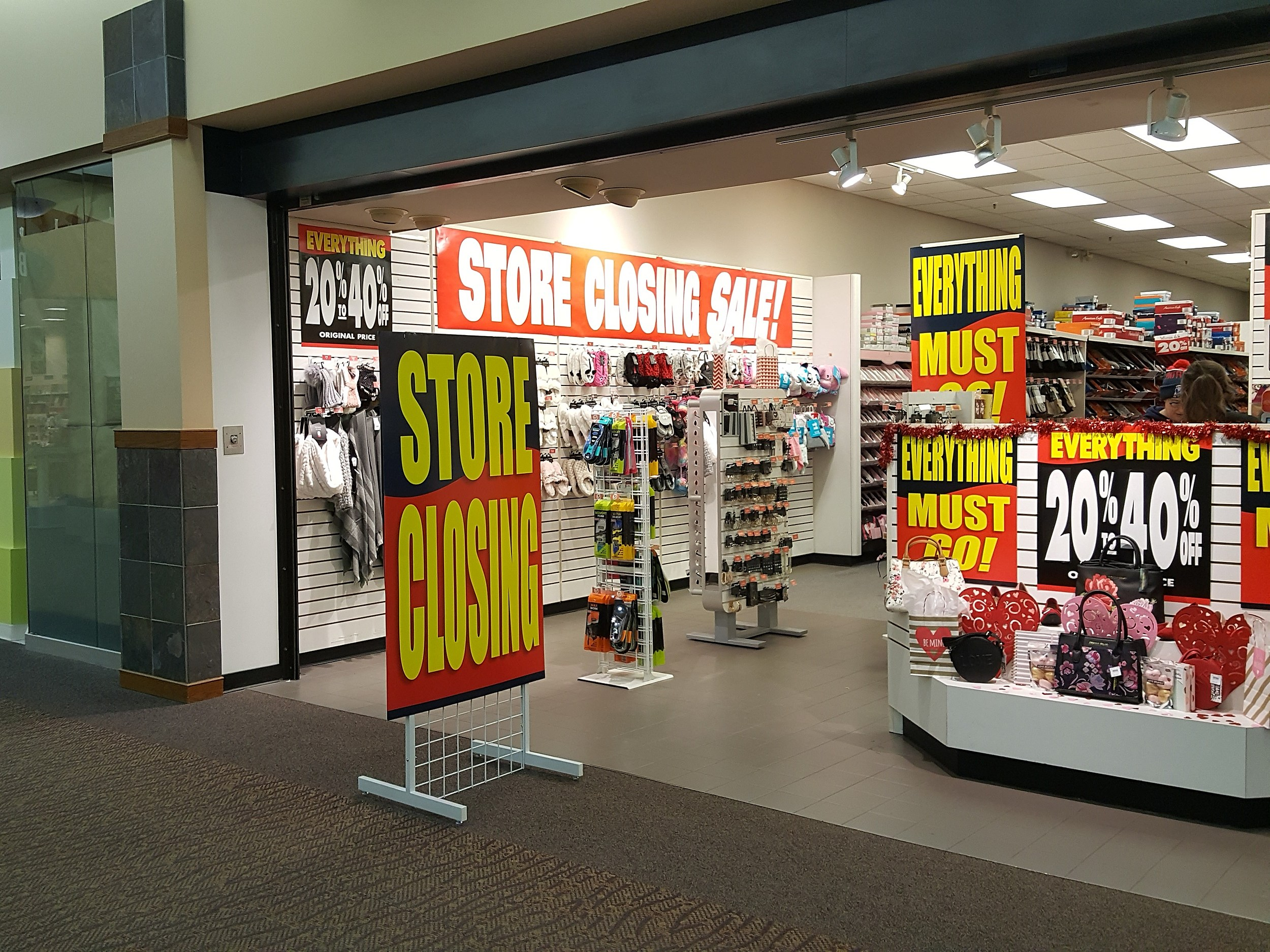 Payless Shoes Closing In Bozeman