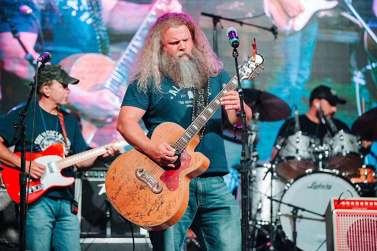 Country Music Outlaw Jamey Johnson Coming to Billings