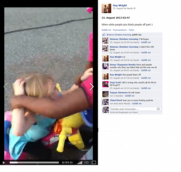 Disturbing Video Shows Young Children Bullying a Toddler to