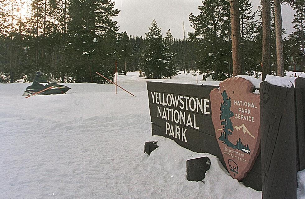Yellowstone Park Shut Down