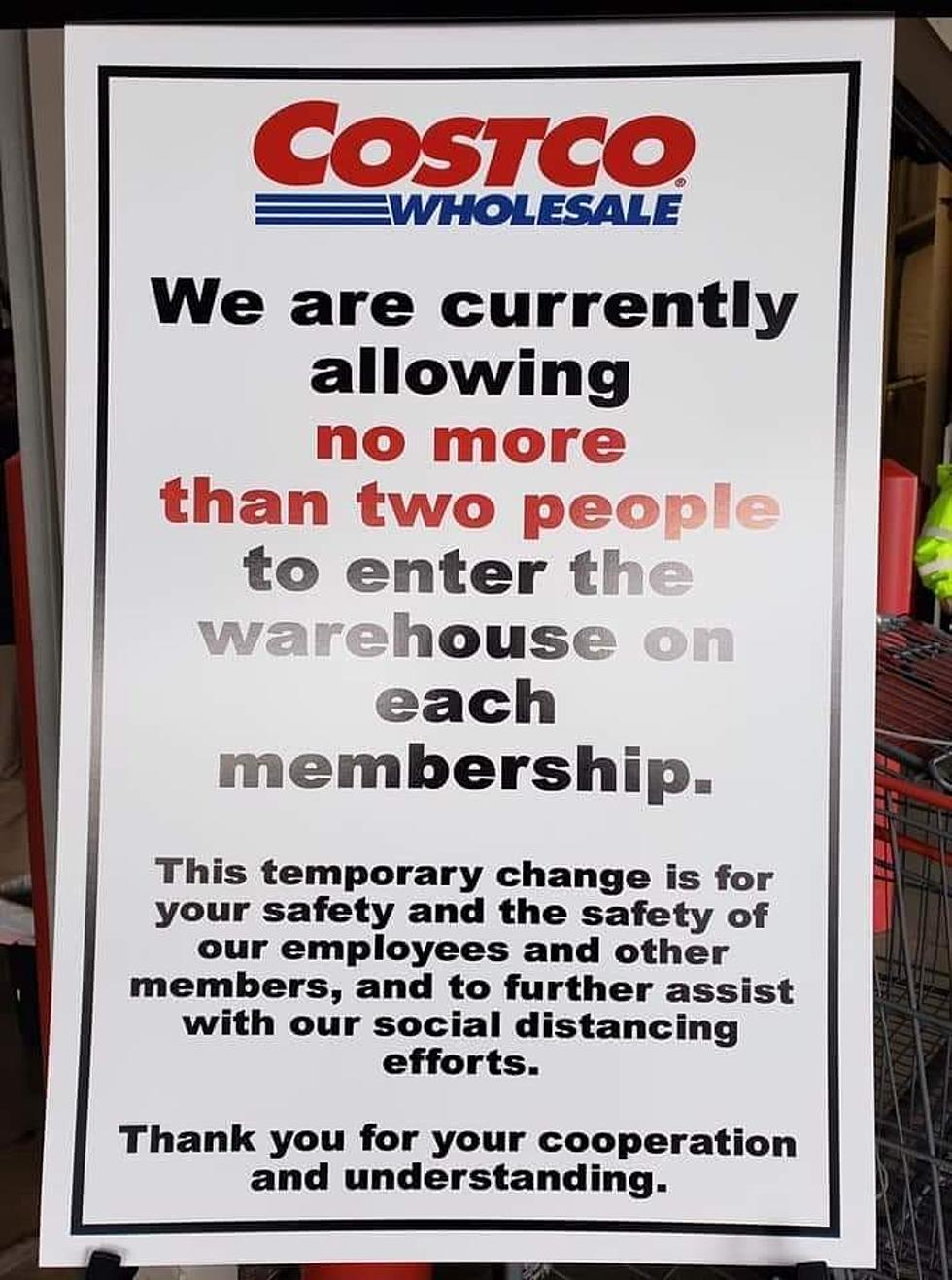 New Rules For Shopping at Costco & New Operating Hours