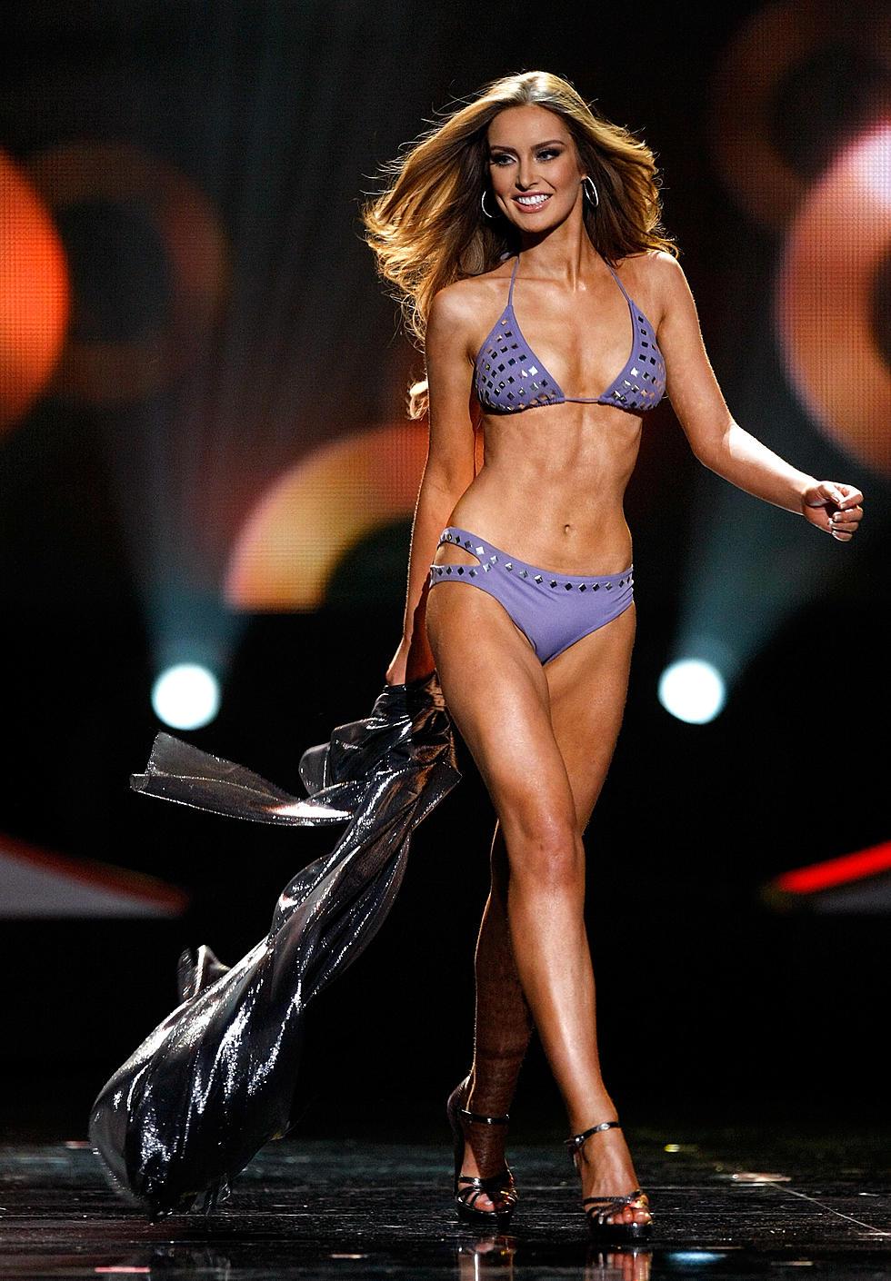 Orla Brady Bikini