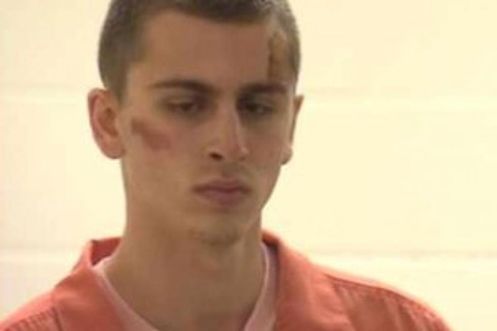 Beaverton Teen Has Bad Mushroom Trip: Snags Police Officer's