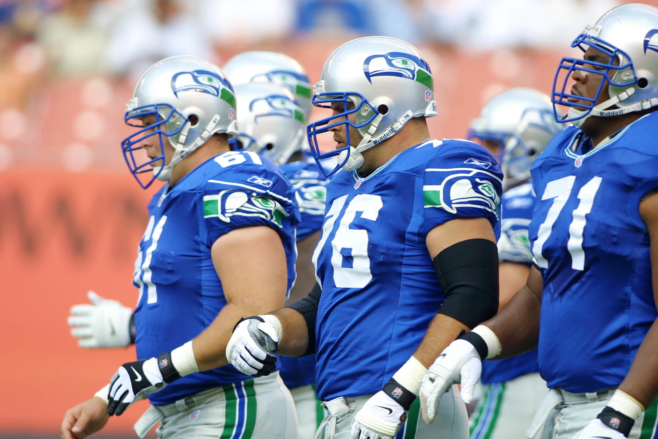 Uni Vision: Ranking the best uniforms in Seahawks history – Eli ...