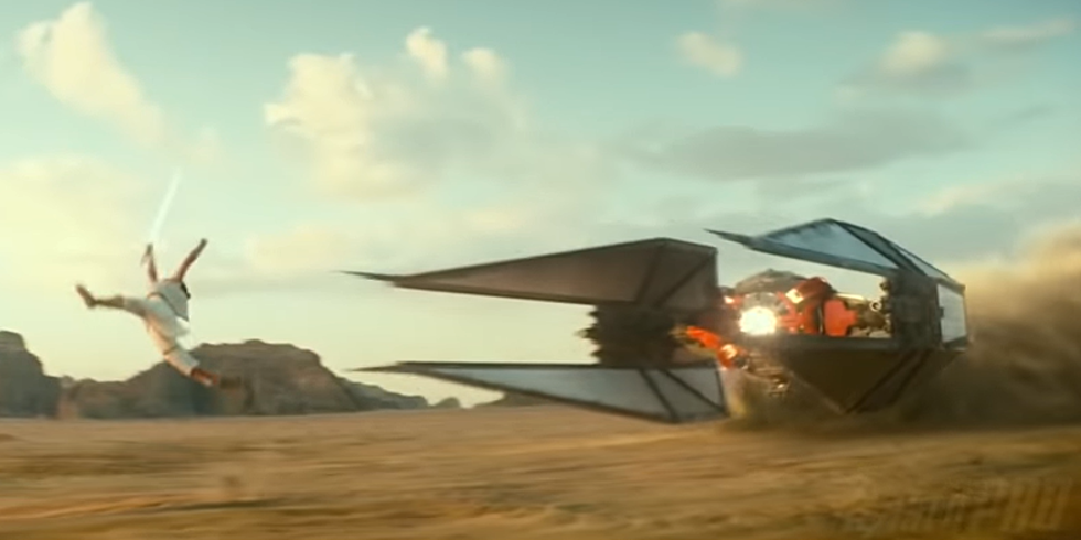 See Star Wars The Rise Of Skywalker Free While Movie Tix Last