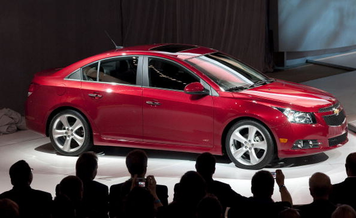 GM Announces Recall On Chevy Cruze
