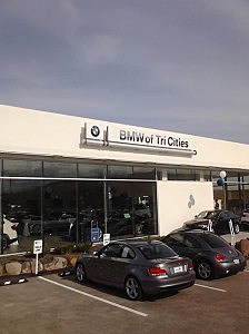 the ultimate driving machine dealership returns to tri cities bmw is back in richland the ultimate driving machine dealership