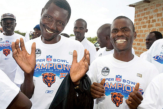 Championship T-Shirts From LOSING Teams