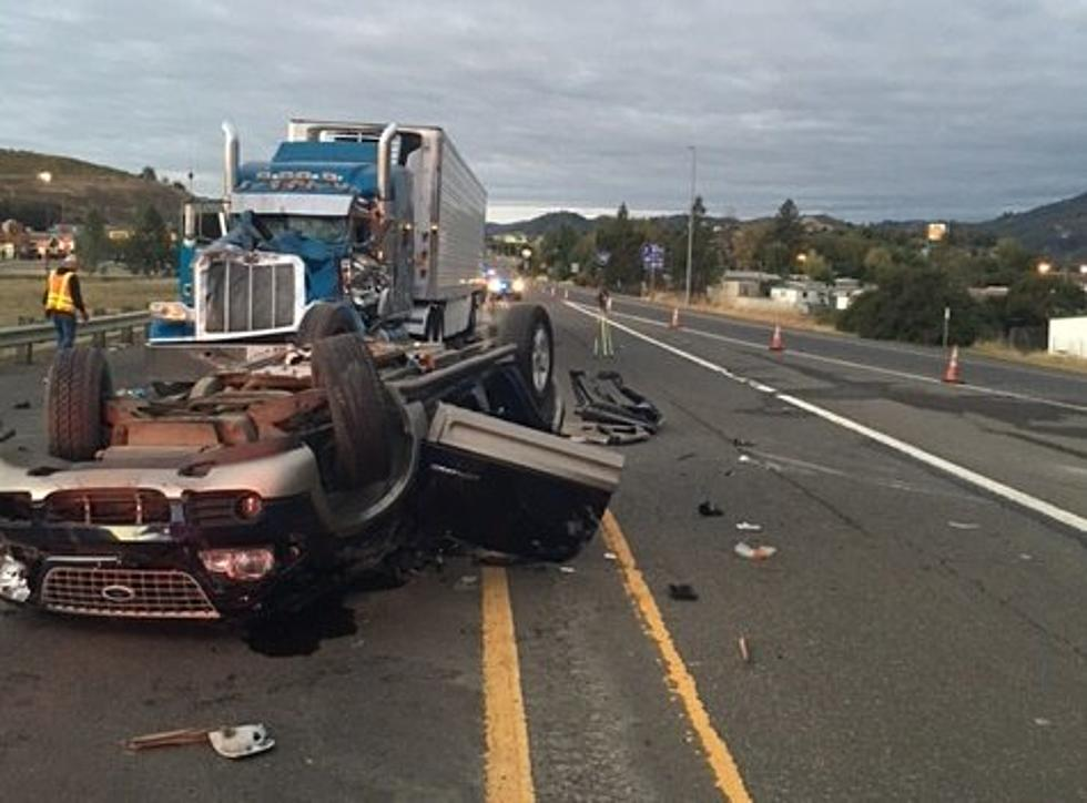 Oregon Accidents That Killed 5 in 12 Hours Blamed on Weather