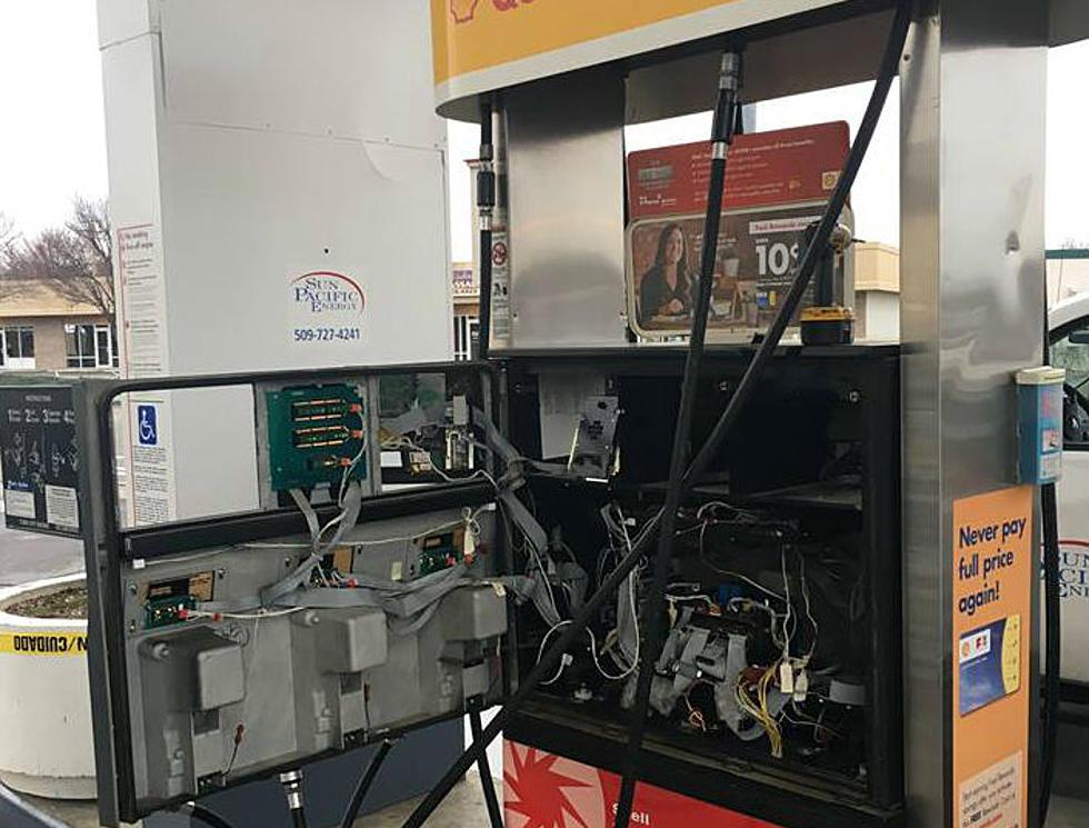 Find Gas Station >> Alert Richland Police Find Card Skimmer At Gas Station