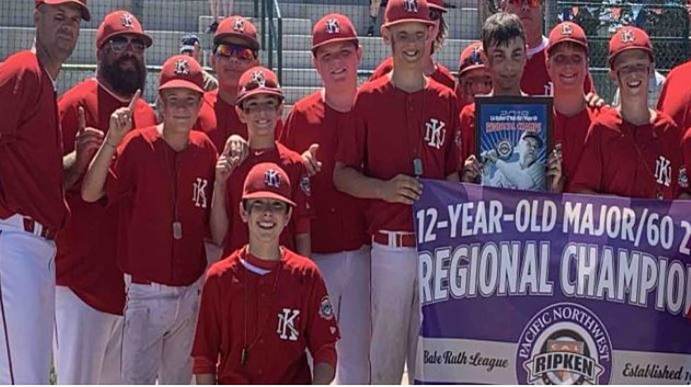 History--Not One But TWO Kennewick Teams to World Series