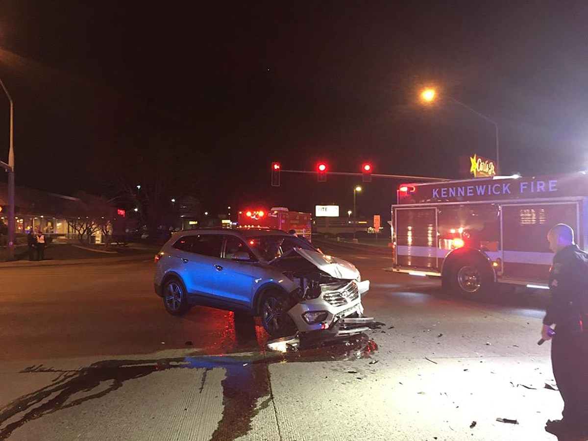 Update: 2-car crash outside Post-Standard building cleared