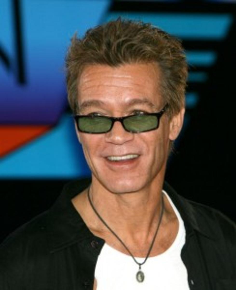Eddie Van Halen Book Due Out Sometime In 2011