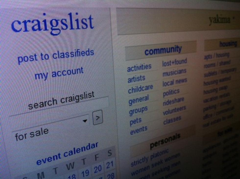 5 Free Things We Found on Yakima Craigslist