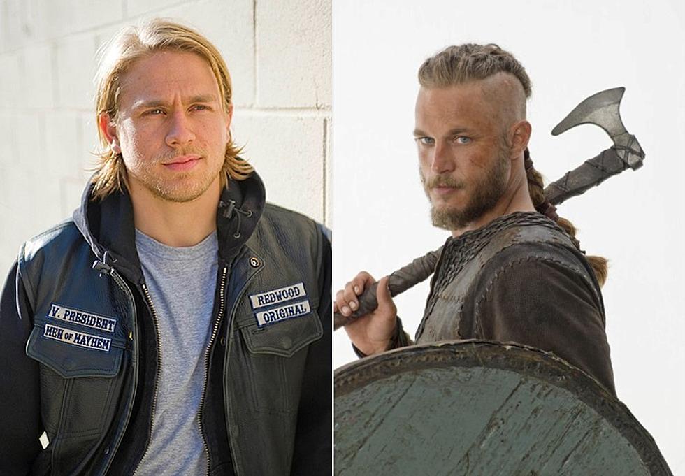 Jax Teller Of 'SOA' vs  Ragnar Lodbrok Of 'The Vikings' [VIDEO]
