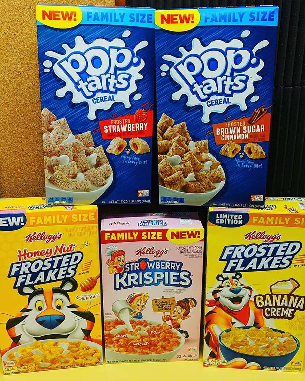 So Many New Breakfast Cereals Are Coming Out In 2019