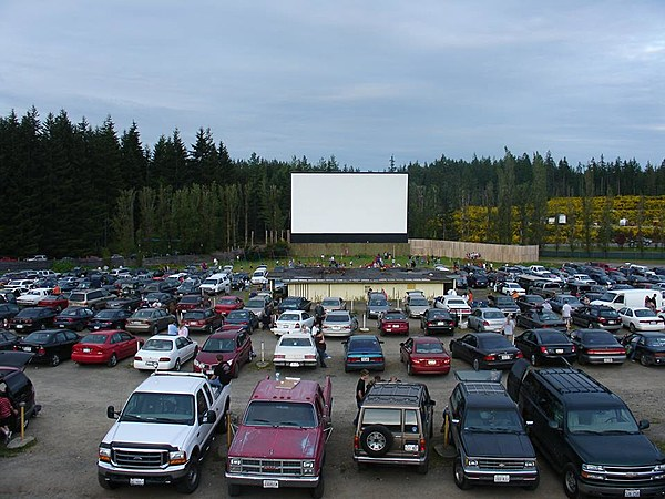 Washington State Has Only Five Drive In Theaters Here S
