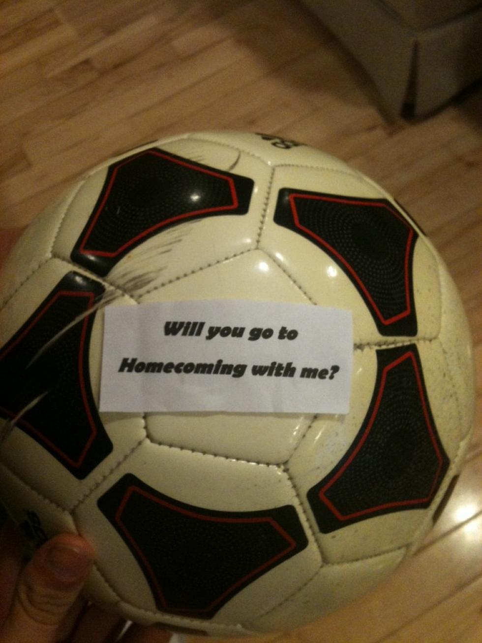 What Are Some Creative Ways To Ask A Girl To Homecoming