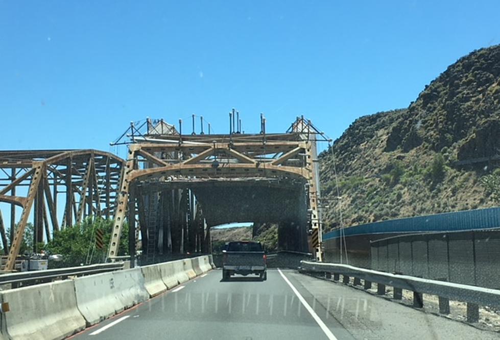 Work on Highway 12 Bridges Will Continue All Summer