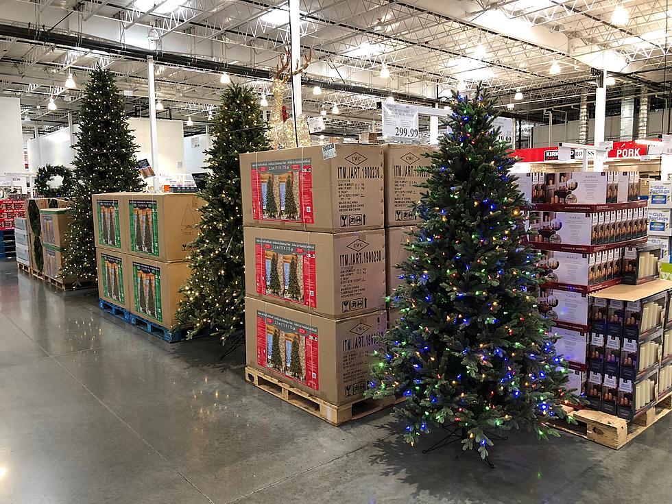 Christmas Stuff.Costco Has Their Christmas Stuff Out Already Too Soon