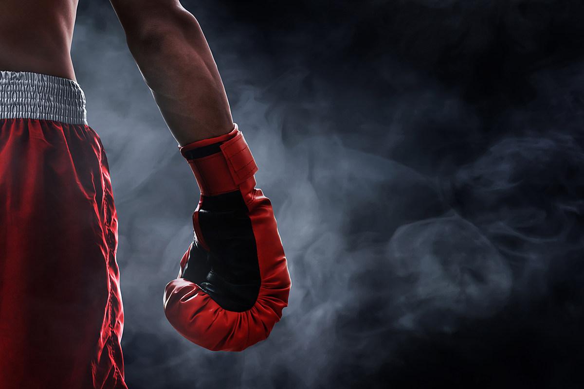 художественная картинка бокс мае