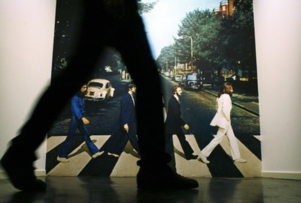 John Lennon Abbey Road Suit Sold