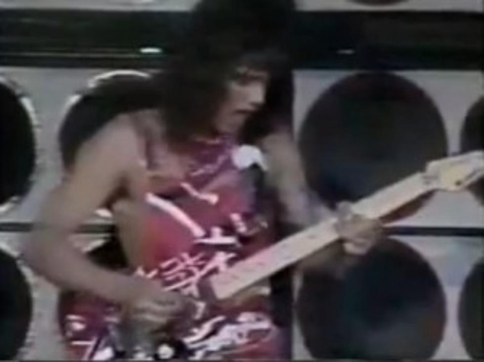 New Eddie Van Halen Book To Be Released Video