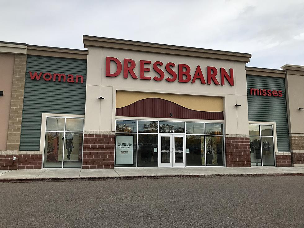 Dress Barn Set To Close The End Of October