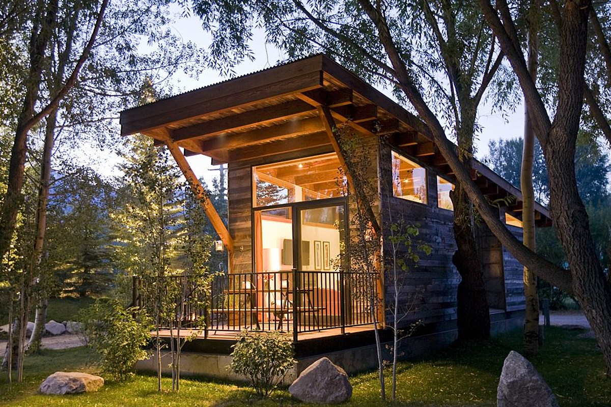 This Wyoming 'Tiny House' is Nicer Than My Regular Size House [PHOTOS]