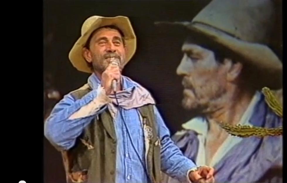 Gunsmoke's Festus Sings [VIDEO]