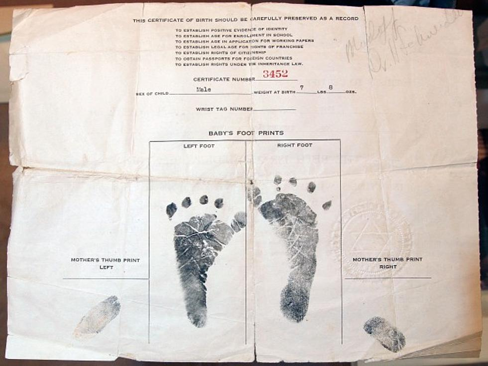 Did You Know You Can Get A Copy Of Your Birth Certificate In Sulphur