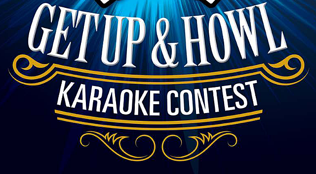 Get Up And Howl Karaoke Contest