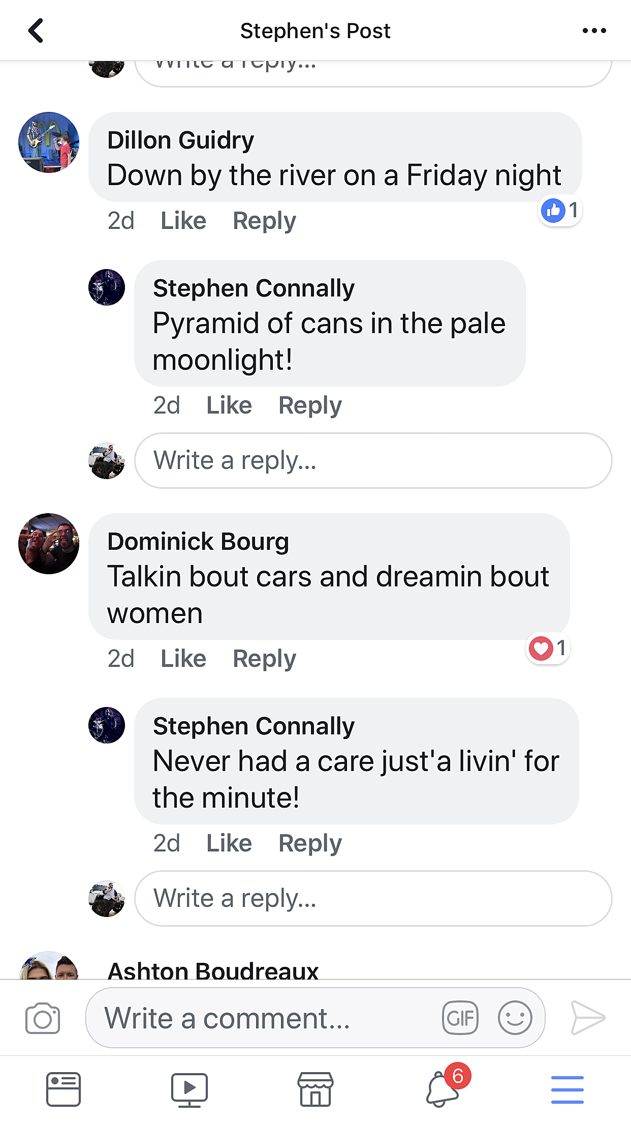 Facebook Post Starts as a Funny Joke, Replies End Up Singing the