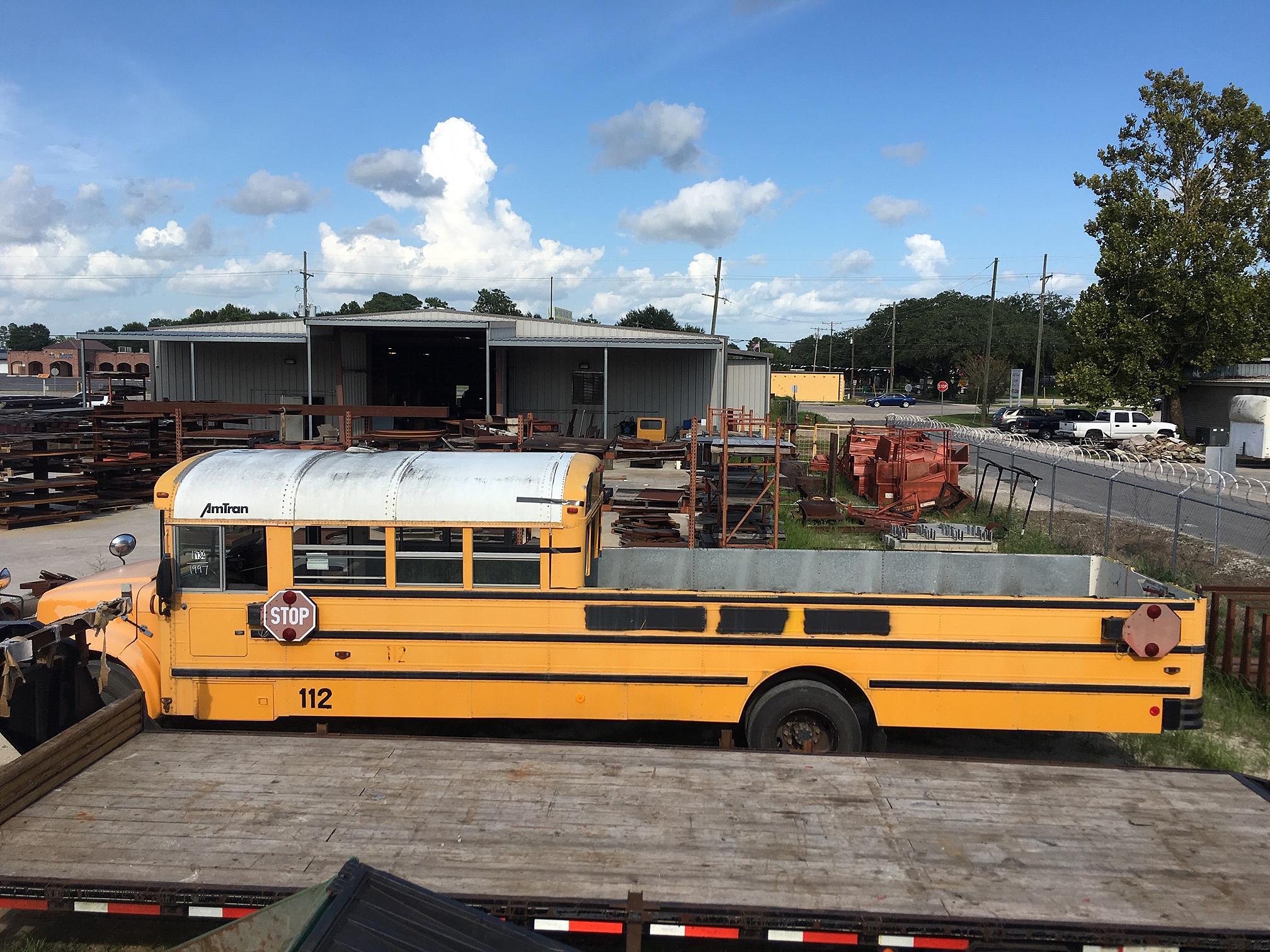 Ladies and Gentlemen, The Buddy Russ Bus