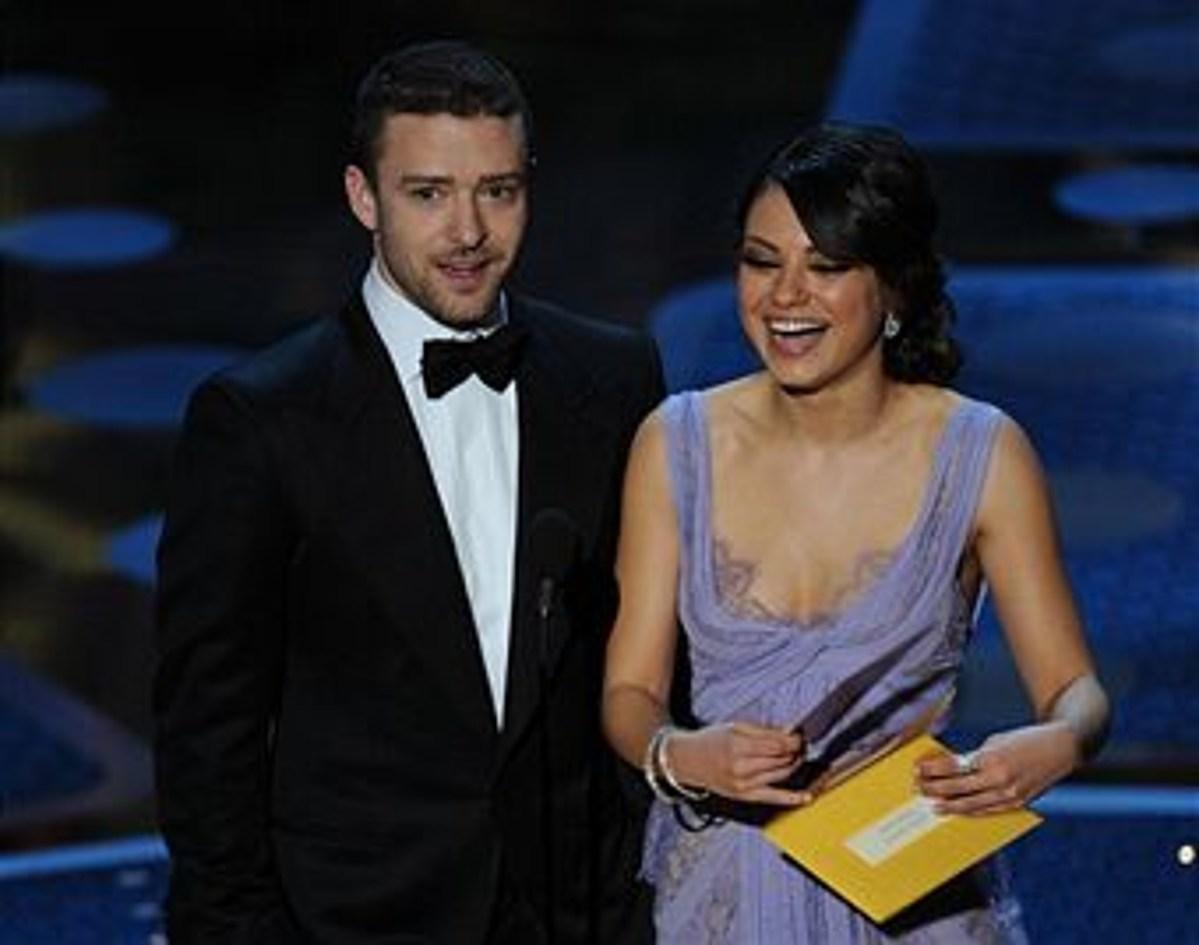 Justin Timberlake: My Mom Caught Me Having Sex
