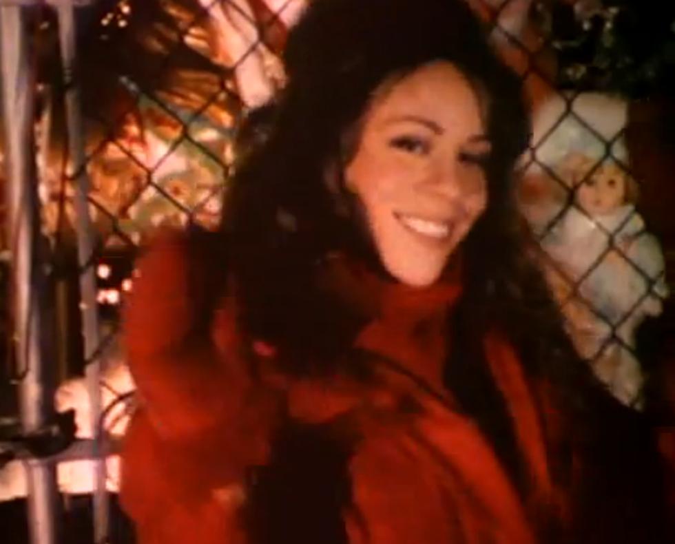 Mariah Carey Christmas Png.Mariah Carey All I Want For Christmas Music Video