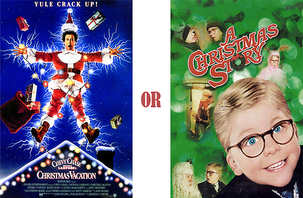 A Christmas Vacation.Which Is Better Christmas Vacation Or A Christmas Story