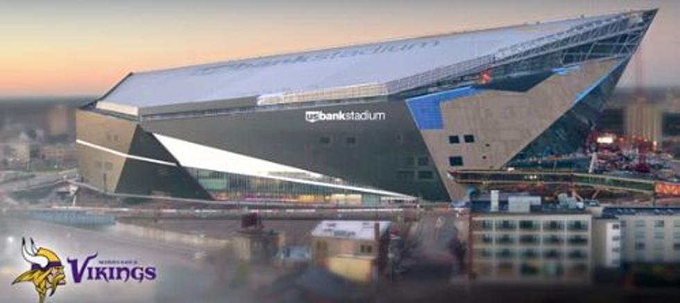 Hear the Song Used to Test the US Bank Stadium Sound System