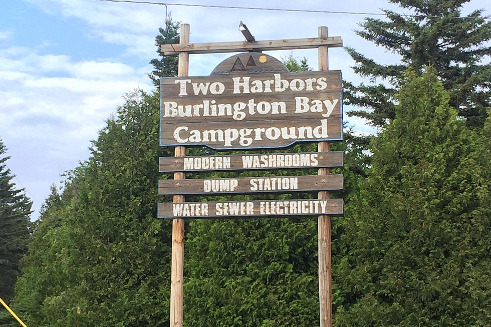 My Review Of Burlington Bay Campground In Two Harbors